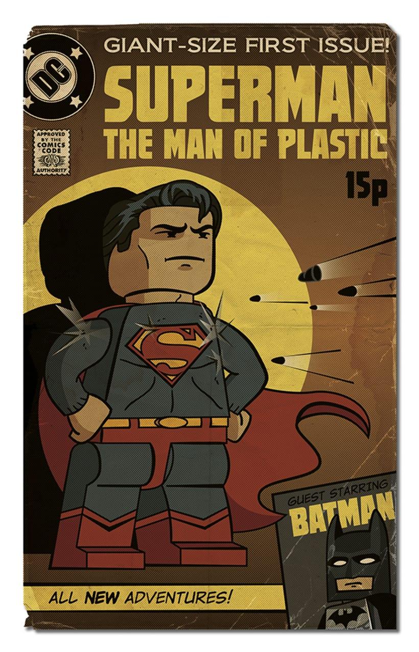 Lego Superman -1