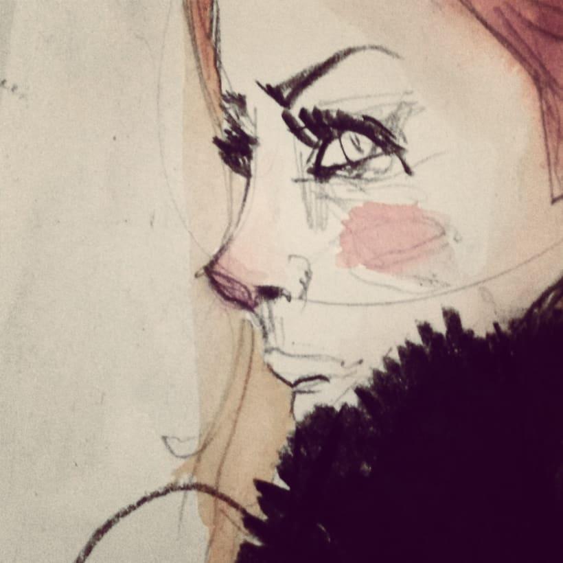 Sketches - Bocetos 0