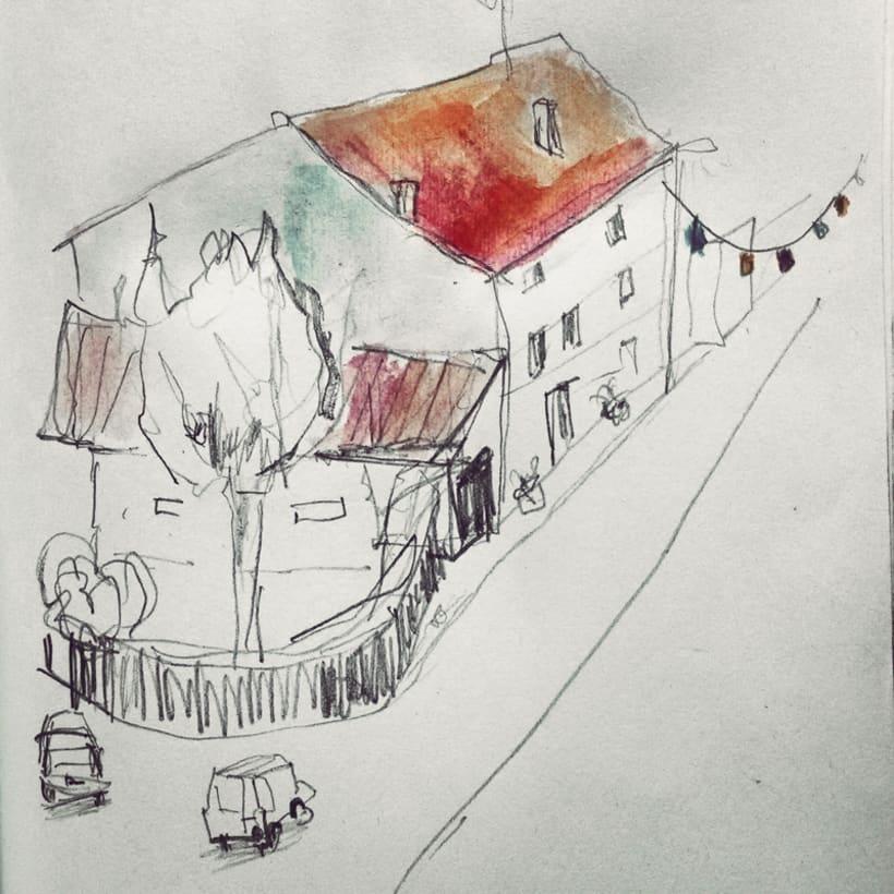 Sketches - Bocetos 3