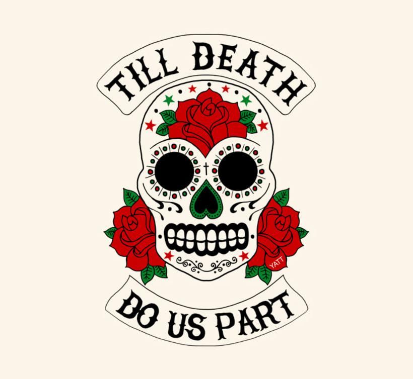 I ♥ skulls 3