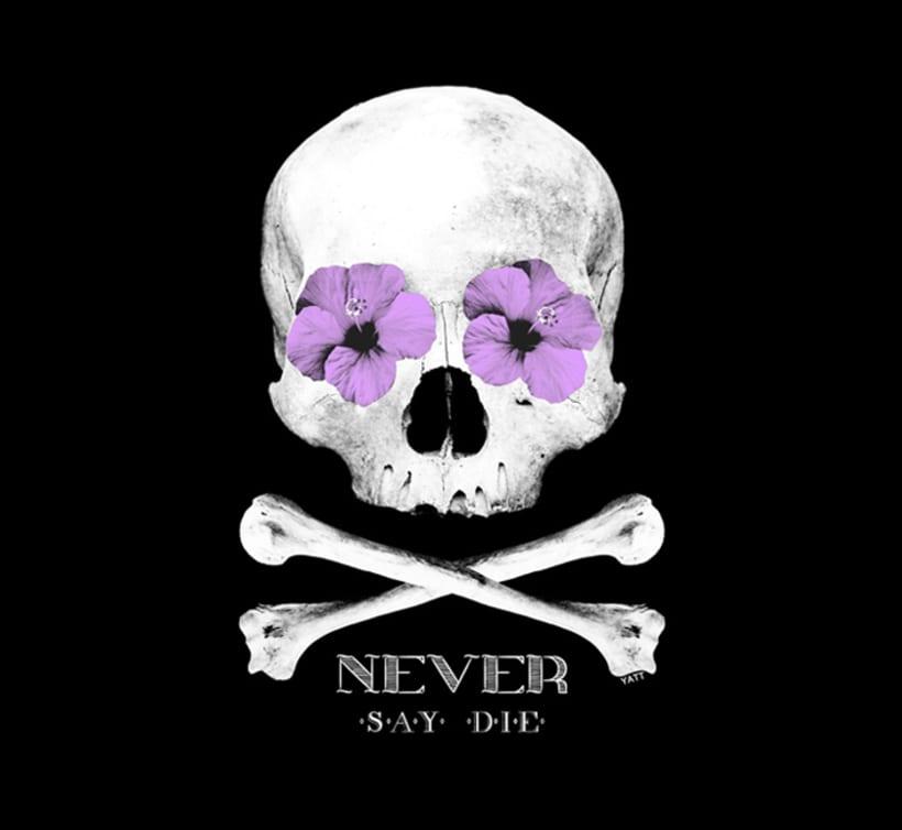 I ♥ skulls 2