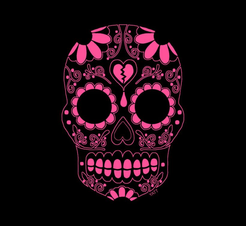I ♥ skulls 4
