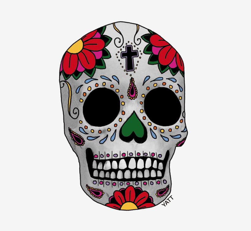 I ♥ skulls 0