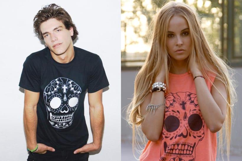 I ♥ skulls 6