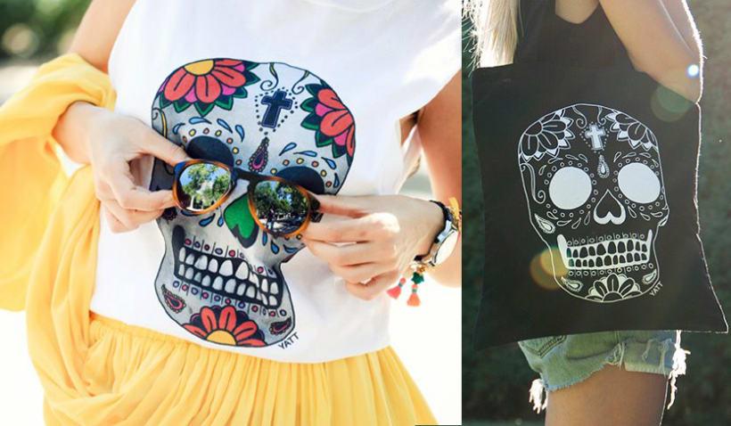 I ♥ skulls 5