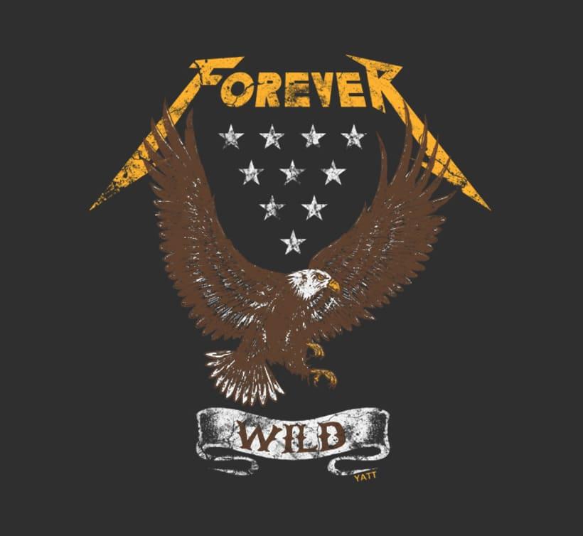 Forever Wild -1