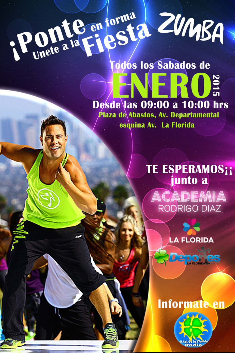 """Campaña Radio el Sol """"La Florida"""" 1"""