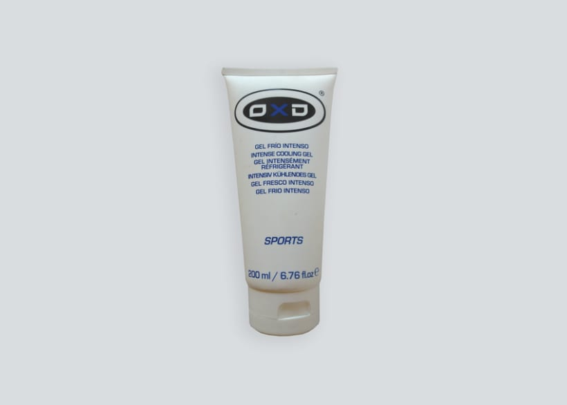 Packaging: Diseño Etiqueta OXD Telic S.A 3