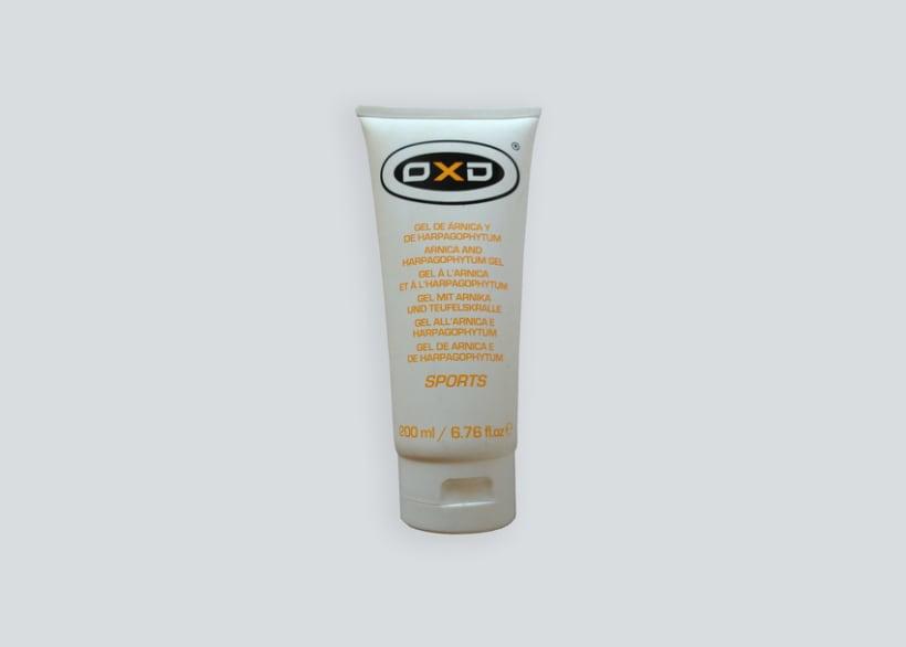 Packaging: Diseño Etiqueta OXD Telic S.A 4