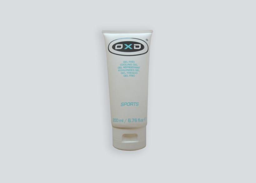 Packaging: Diseño Etiqueta OXD Telic S.A 5