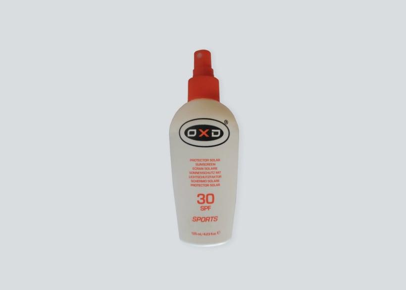 Packaging: Diseño Etiqueta OXD Telic S.A 6