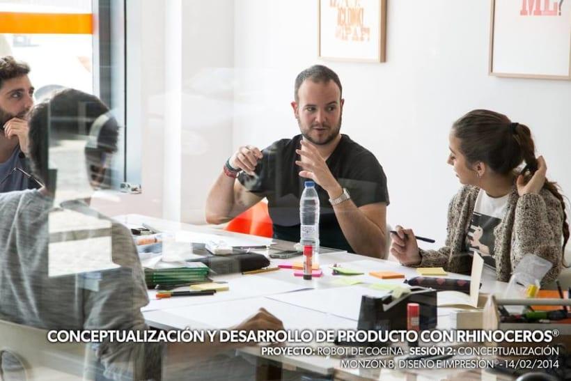 II Edición Curso Conceptualización y Desarrollo de Producto 4