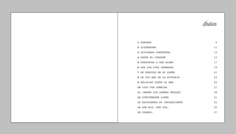 """""""QUINCE"""" Libro de Poemas 2"""