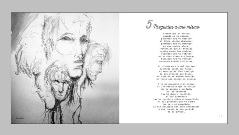 """""""QUINCE"""" Libro de Poemas 4"""