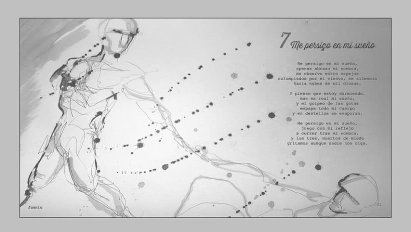 """""""QUINCE"""" Libro de Poemas 5"""