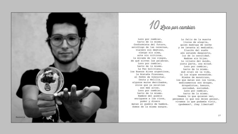 """""""QUINCE"""" Libro de Poemas 6"""