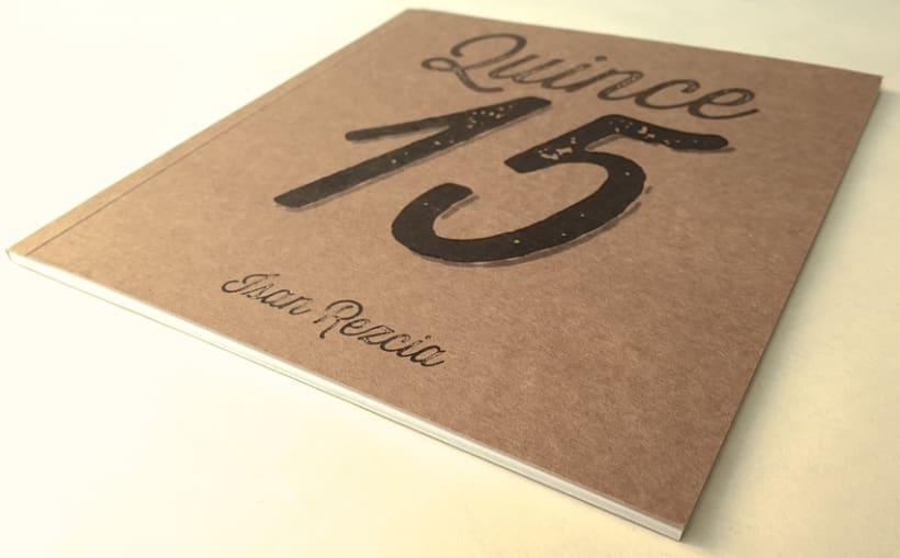 """""""QUINCE"""" Libro de Poemas 0"""