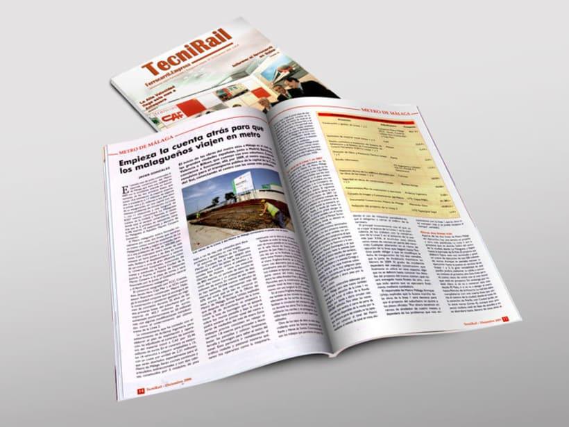 Maquetación de revistas -1