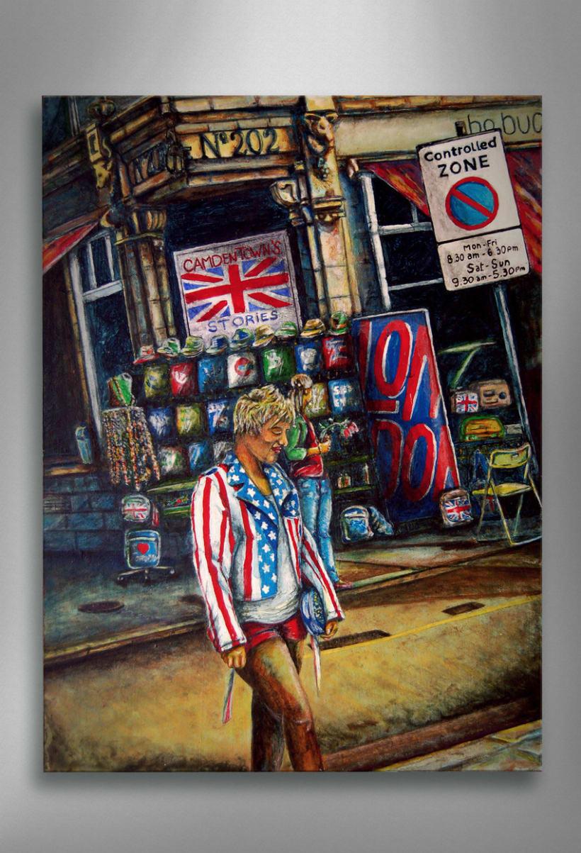 """Collección """"Camden Town's streets"""" 2"""