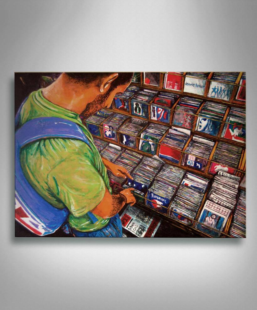 """Collección """"Camden Town's streets"""" 4"""