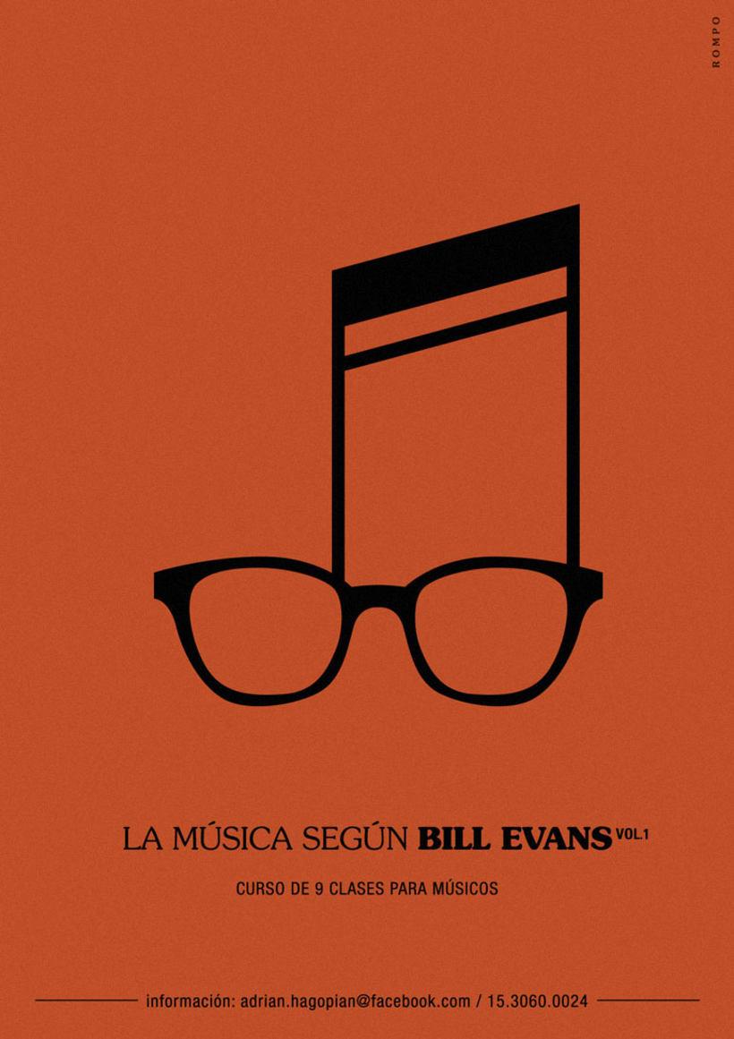 La música según Bill Evans 2