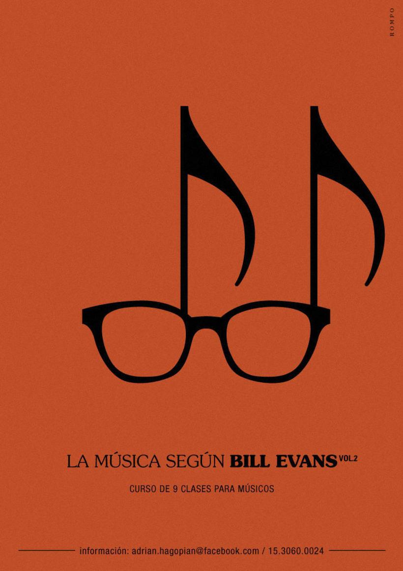 La música según Bill Evans 3