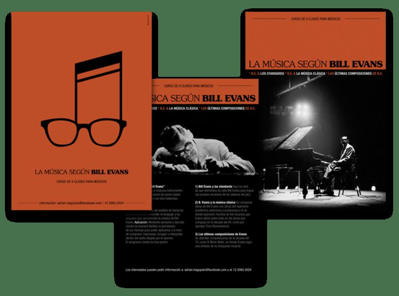 La música según Bill Evans 1