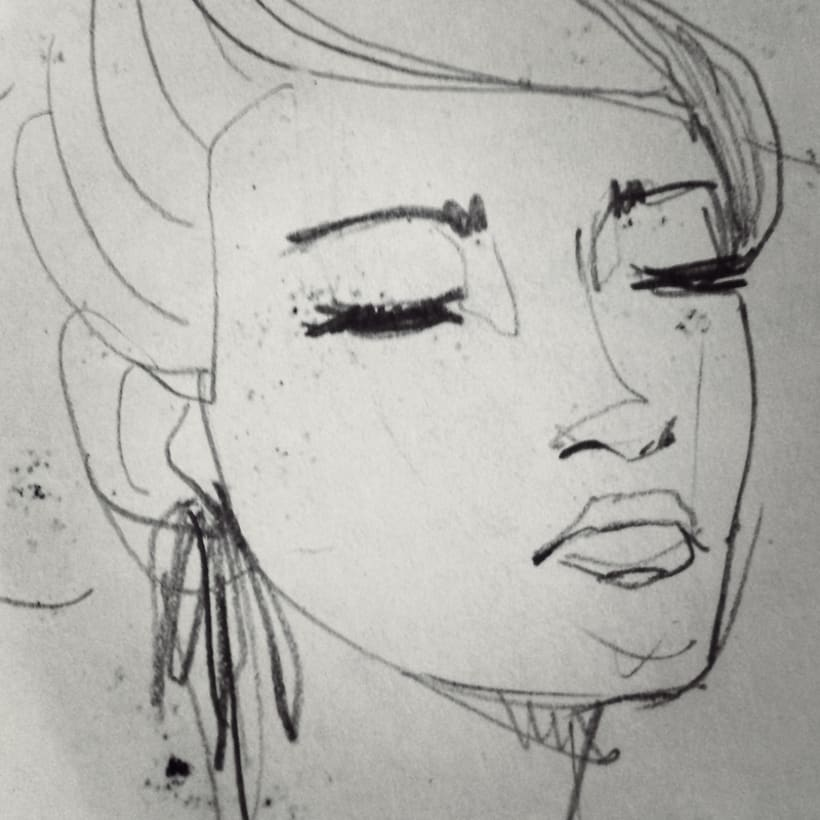 Sketches - Bocetos 6