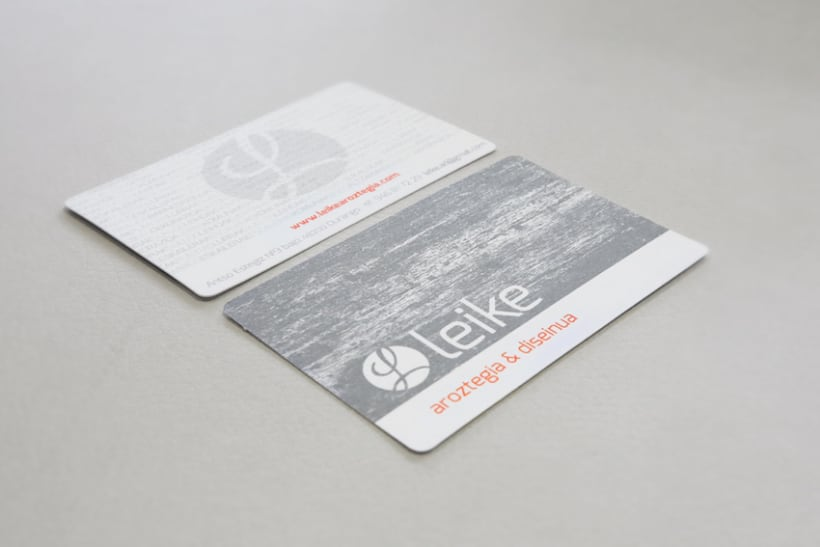 Leike aroztegia&diseinua (carpintería y diseño) 1