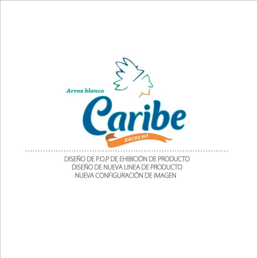 P.O.P Arroz Caribe 0
