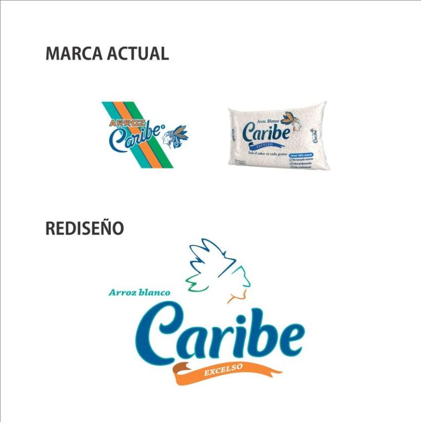 P.O.P Arroz Caribe 2