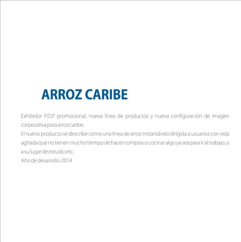 P.O.P Arroz Caribe 1