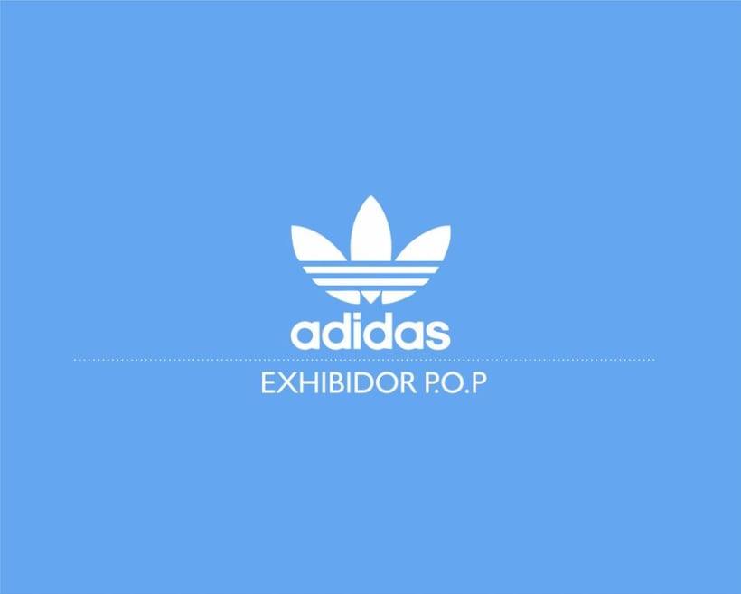 P.O.P Adidas Originals -1