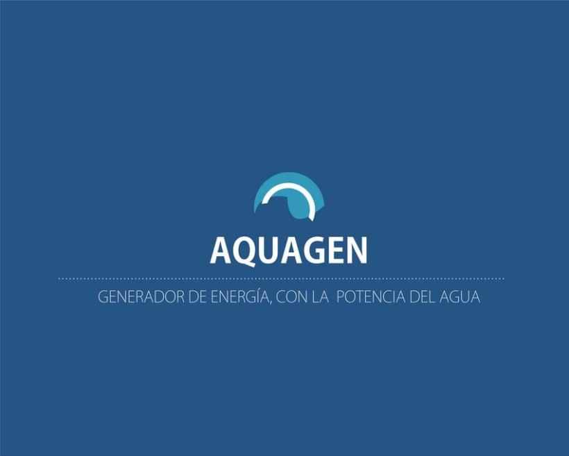 AquaGen: Generador de energía -1