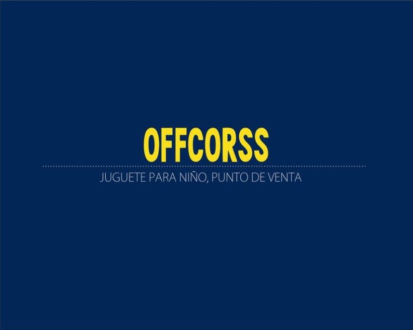Juguete OFFCORSS 0