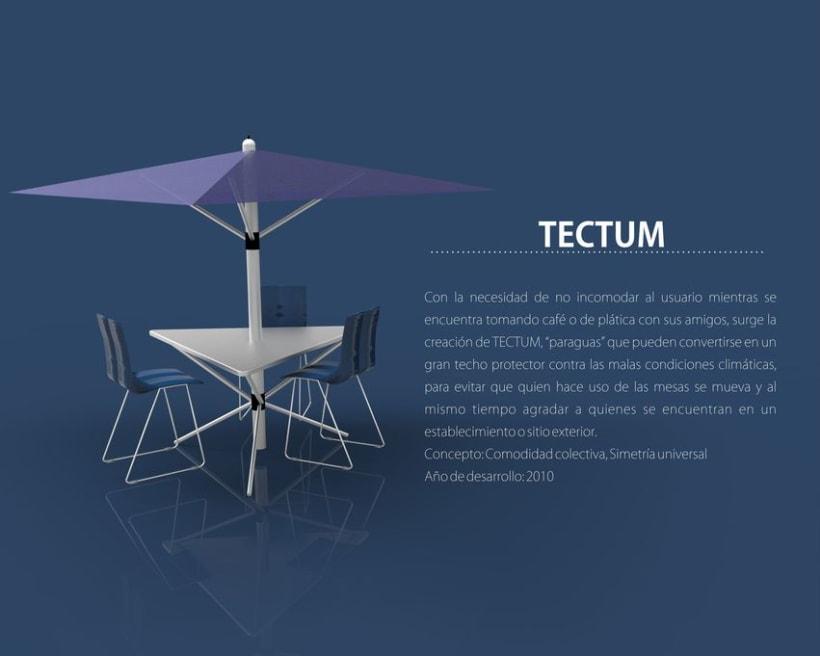 Tectum: Paraguas 0