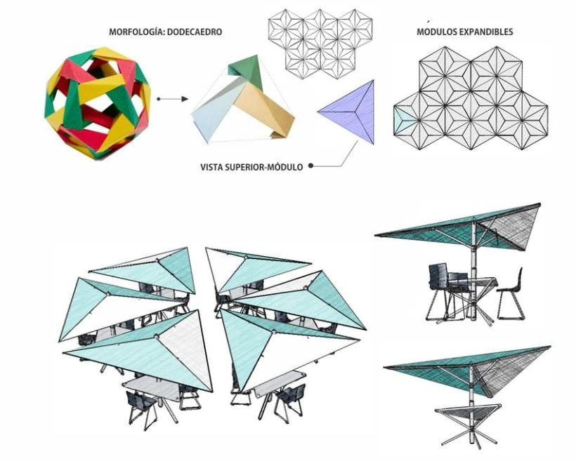 Tectum: Paraguas 1