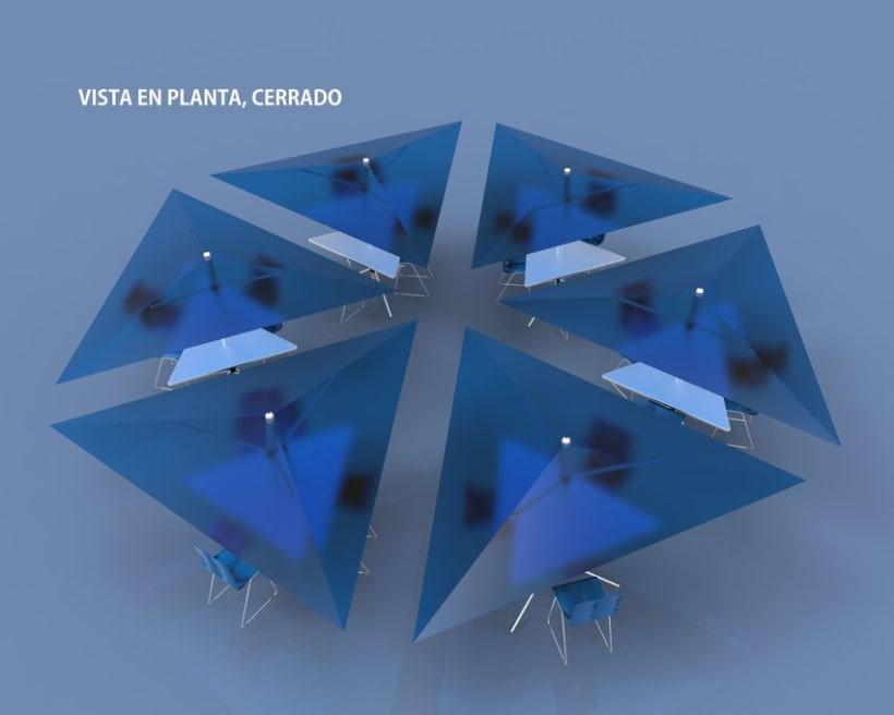 Tectum: Paraguas 3