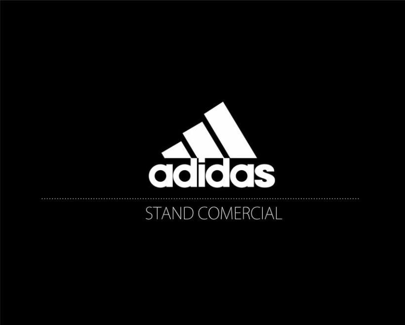 Stand Adidas -1