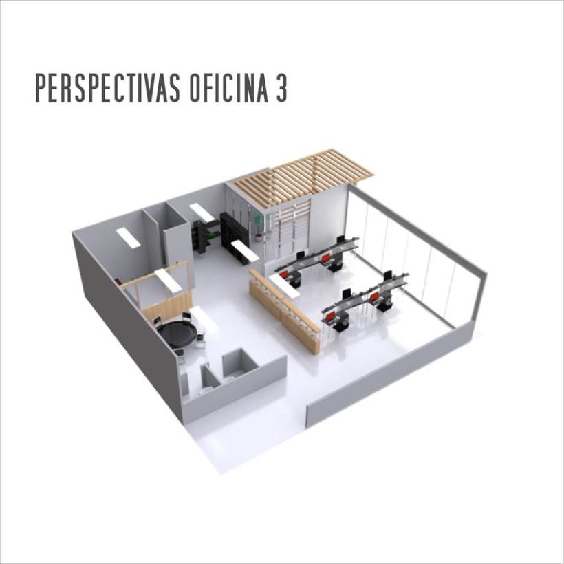 Diseño Oficina 4