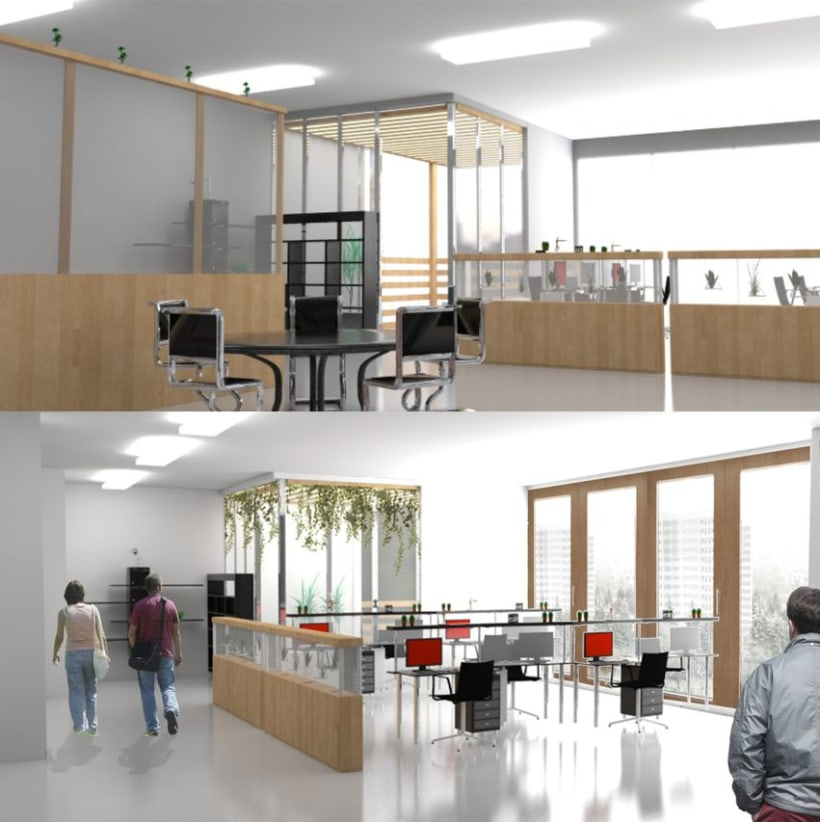 Diseño Oficina 5