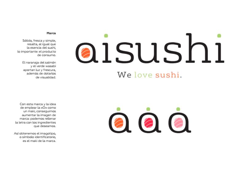 We love sushi 0