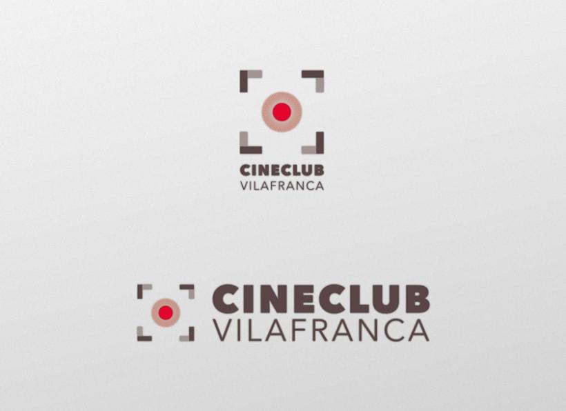 DISEÑO CARTELERÍA CINECLUB VILAFRANCA 1