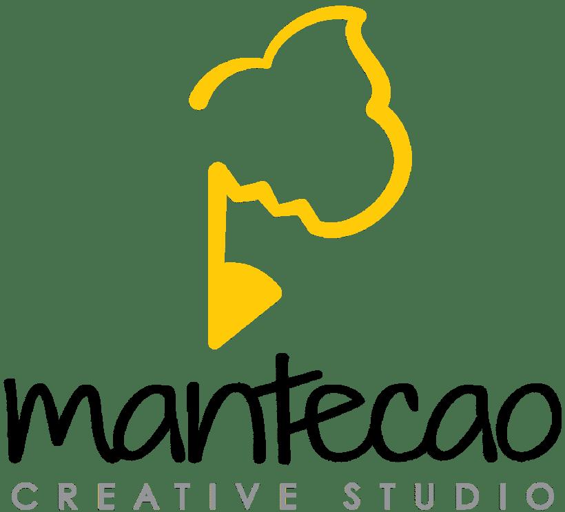 Logotipo Mantecao Creative Studio 0
