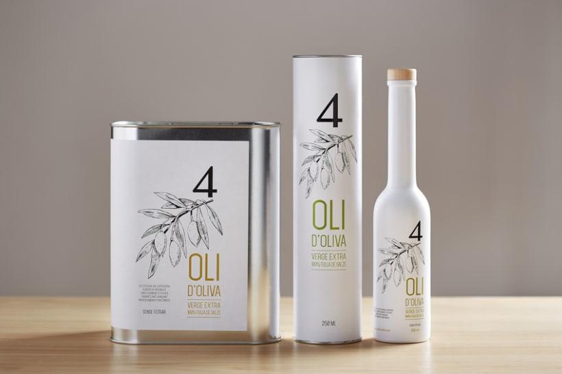 Oli d'oliva 4 3
