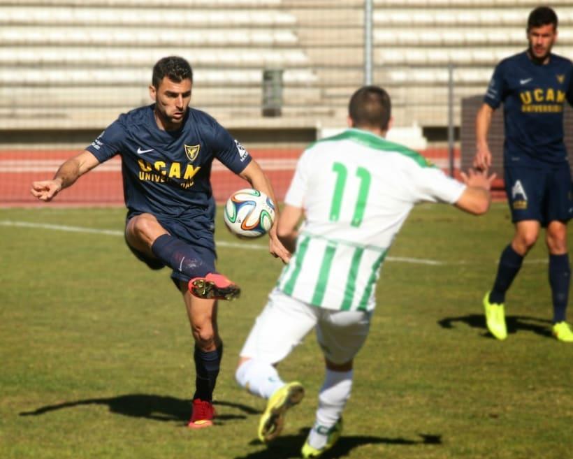 Fotografía deportiva | Cordoba B - UCAM CF / Almería B - UCAM CF 1