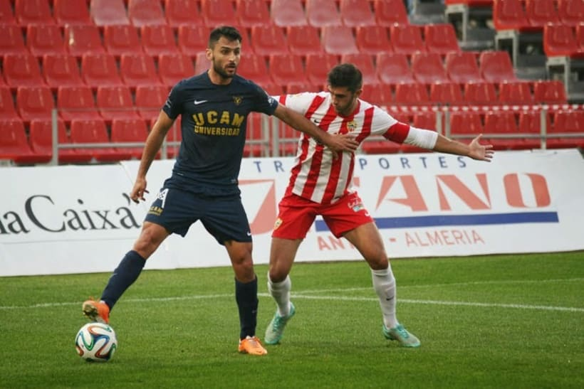 Fotografía deportiva | Cordoba B - UCAM CF / Almería B - UCAM CF 2