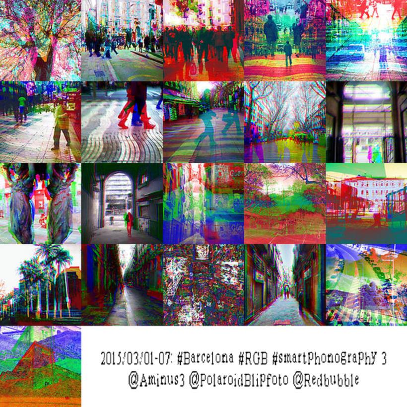 2015/03/01-07: #Barcelona #RGB #smartphonography 3 0