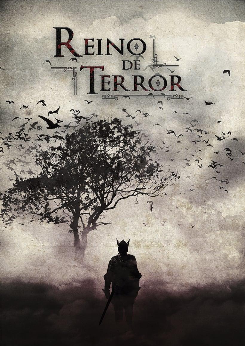 Ilustraciónes Reino de Terror -1