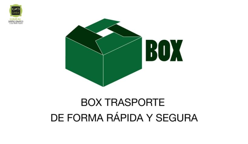 Box empresa de transporte 1